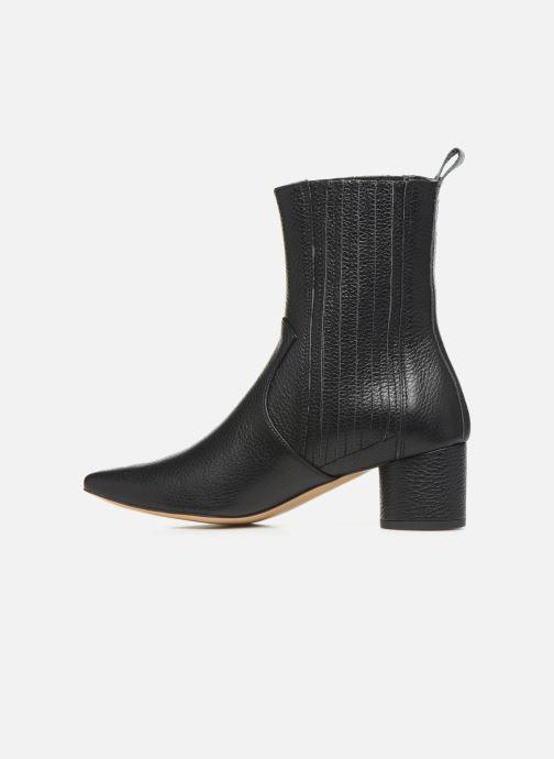 Bottines et boots L37 Walk on the Wild Side Noir vue face