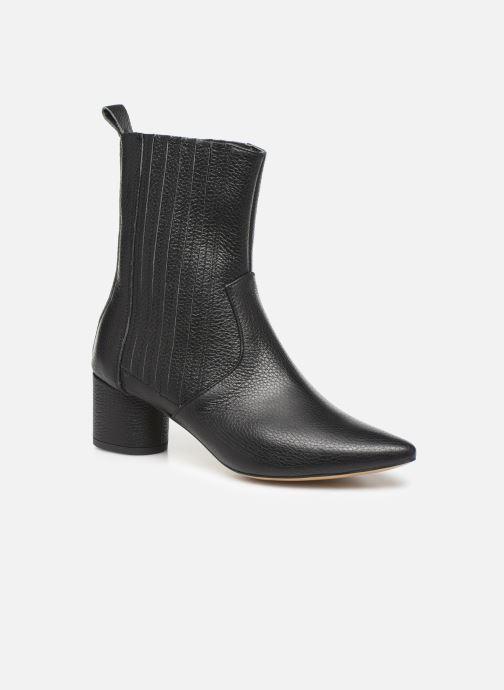 Bottines et boots L37 Walk on the Wild Side Noir vue détail/paire
