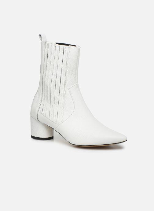 Bottines et boots L37 Walk on the Wild Side Blanc vue détail/paire