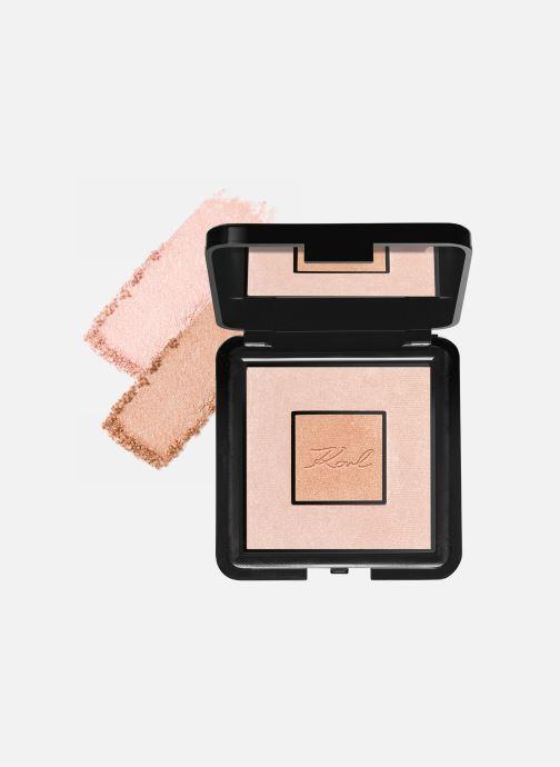 Onderhoudsproducten Karl Lagerfeld x L'Oréal Paris Enlumineur duo Beige model