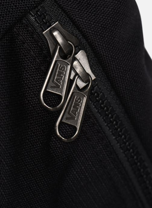 Bolsos de hombre Vans MN WARD CROSS BODY PACK Negro vista lateral izquierda
