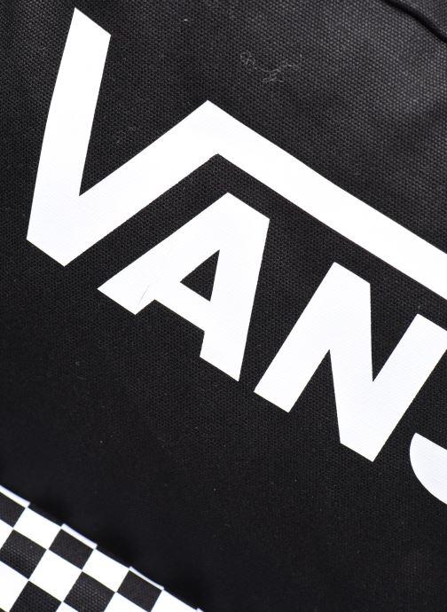 Sacs à dos Vans WM REALM BACKPACK-COLOR THEORY Noir vue gauche