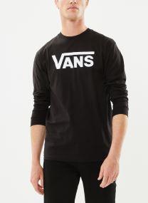 Vêtements Accessoires MN VANS CLASSIC LS Black/White