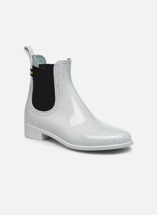 Bottines et boots Lemon Jelly Brisa Wasteless Blanc vue détail/paire