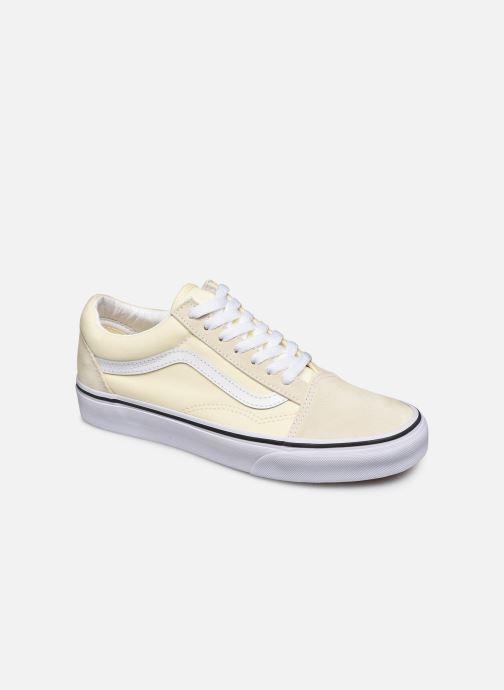 Sneakers Vans UA Old Skool classic Bianco vedi dettaglio/paio