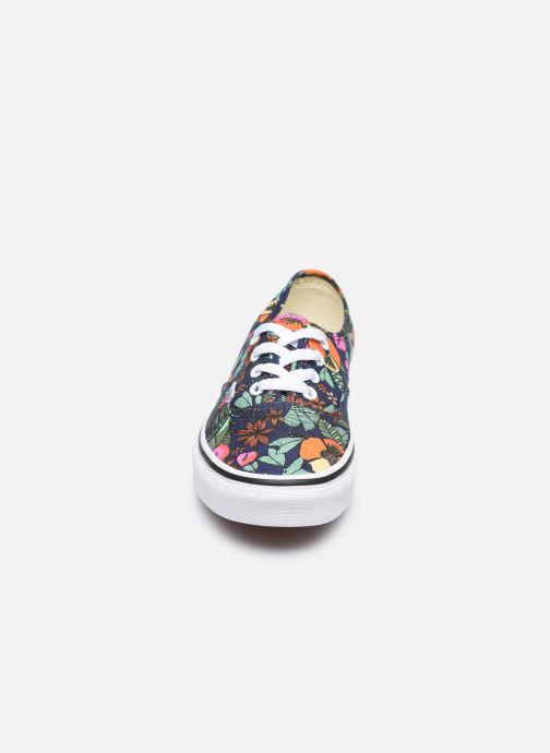 Sneaker Vans UA Authentic (MULTI TROPIC) mehrfarbig schuhe getragen