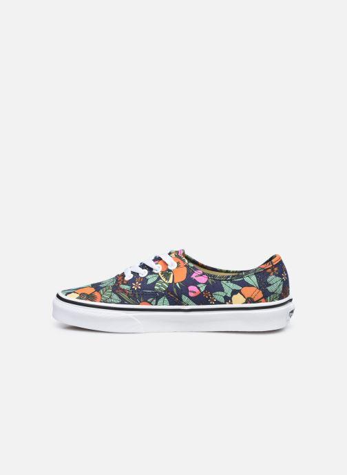 Sneaker Vans UA Authentic (MULTI TROPIC) mehrfarbig ansicht von vorne