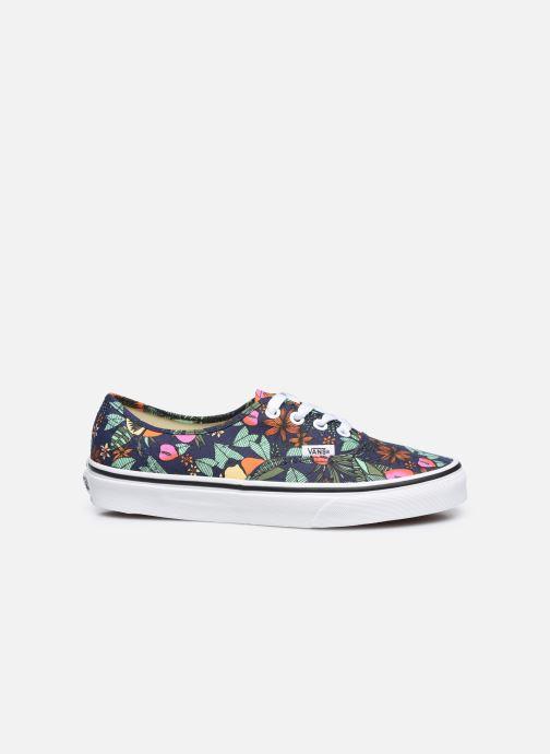 Sneaker Vans UA Authentic (MULTI TROPIC) mehrfarbig ansicht von hinten