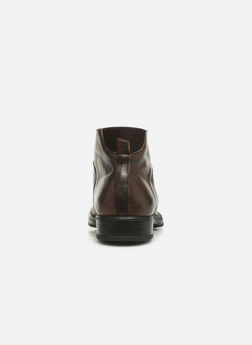 Ankle boots Florsheim EVERGLADES BEAVER Brown view from the right