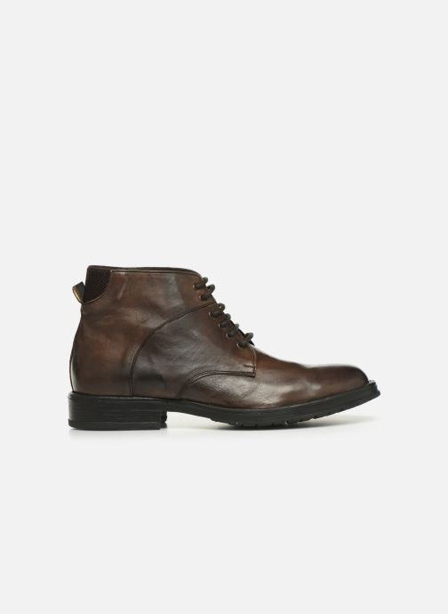 Ankle boots Florsheim EVERGLADES BEAVER Brown back view