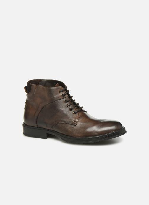 Bottines et boots Florsheim EVERGLADES BEAVER Marron vue détail/paire