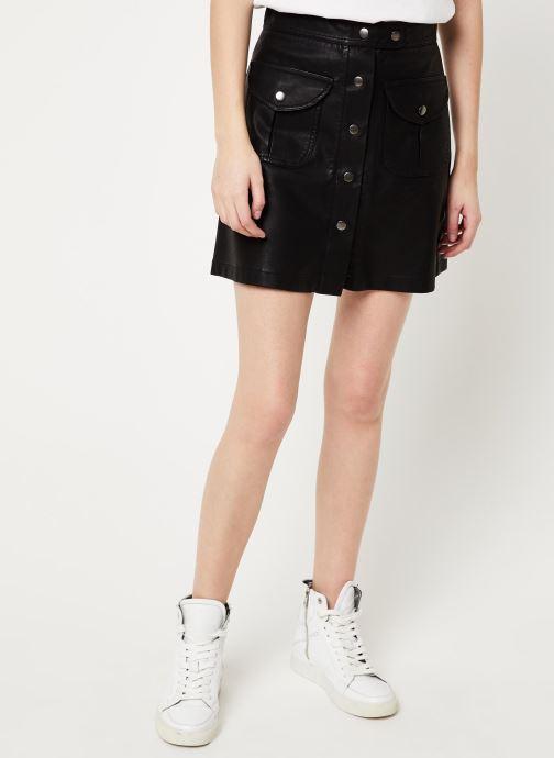 Vêtements Frnch F10686 Noir vue détail/paire