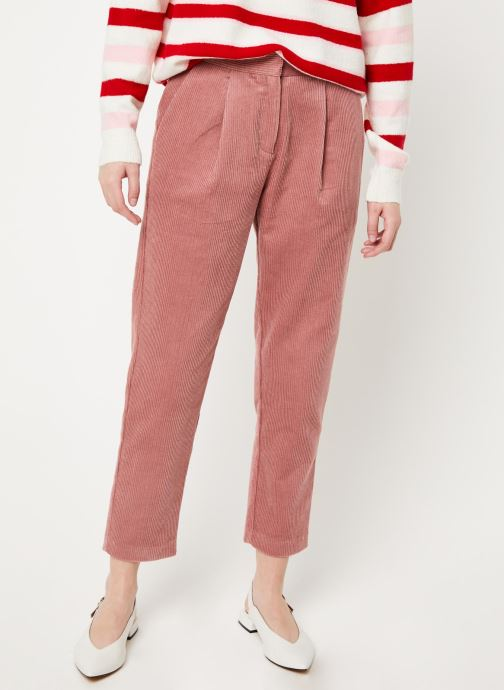 Vêtements Frnch F10701 Rose vue détail/paire