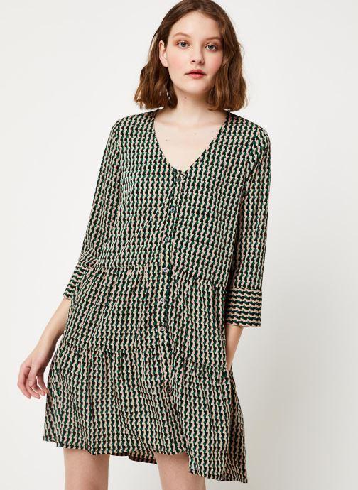 Vêtements Frnch F10722 Vert vue détail/paire