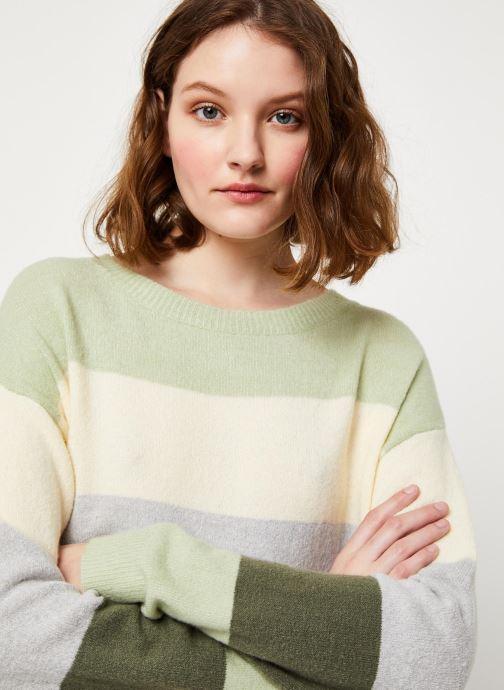 Vêtements Frnch MS19-22 Vert vue face