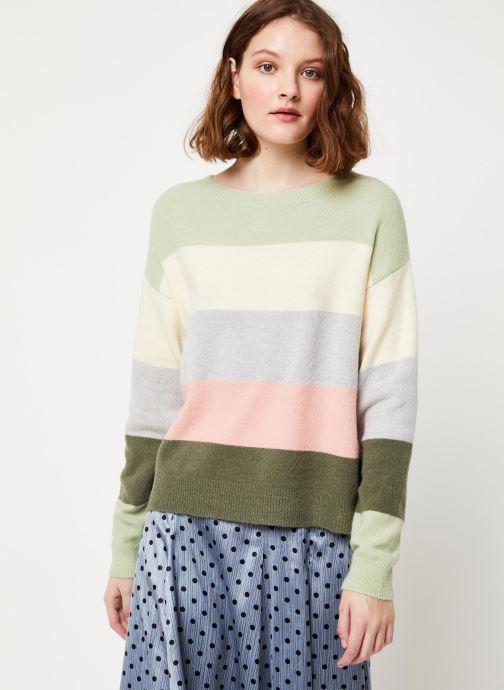 Vêtements Frnch MS19-22 Vert vue droite