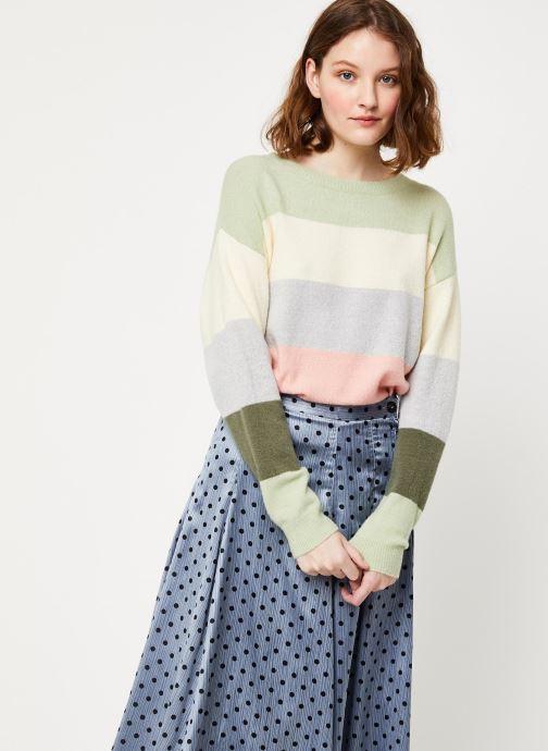 Vêtements Frnch MS19-22 Vert vue détail/paire