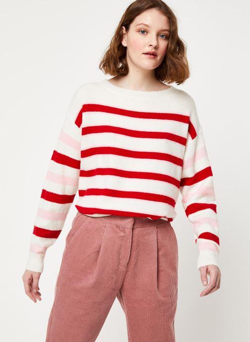 Vêtements Frnch MS19-23 Blanc vue droite