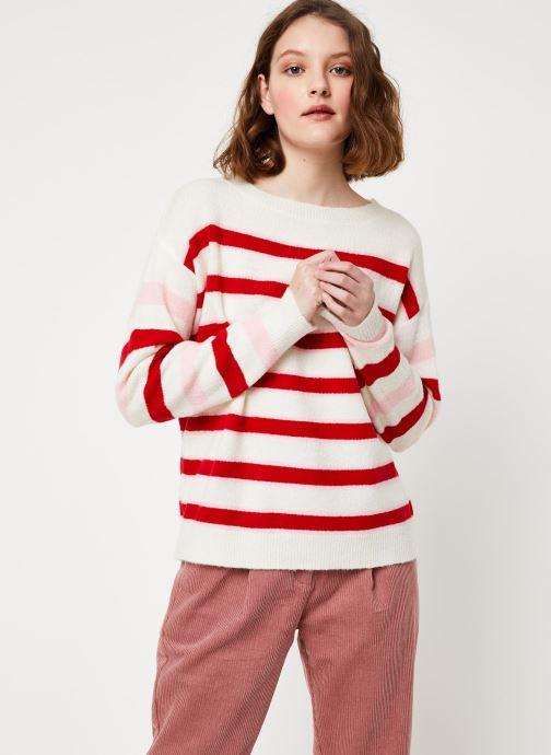 Vêtements Frnch MS19-23 Blanc vue détail/paire