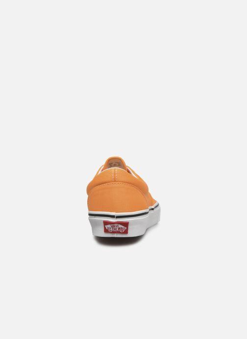 Sneaker Vans UA Era (NEON) orange ansicht von rechts