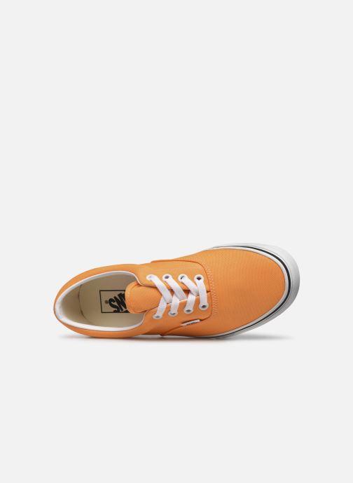 Sneaker Vans UA Era (NEON) orange ansicht von links