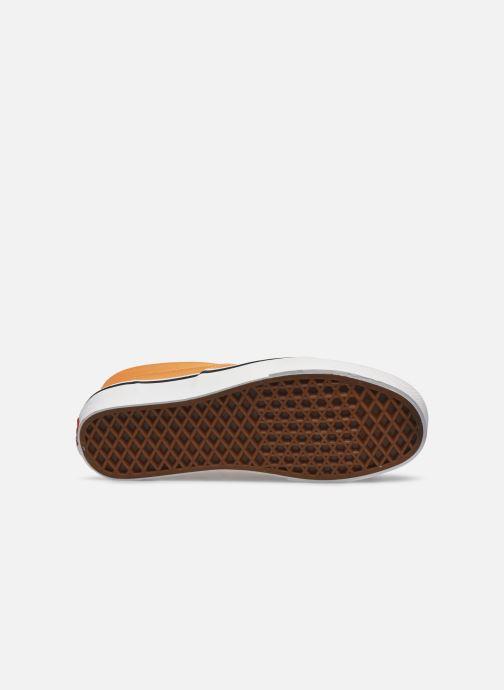 Sneaker Vans UA Era (NEON) orange ansicht von oben