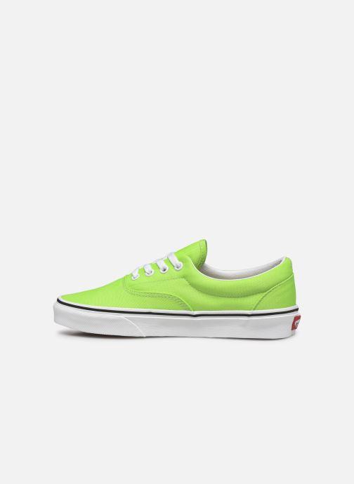 Sneaker Vans UA Era (NEON) grün ansicht von vorne