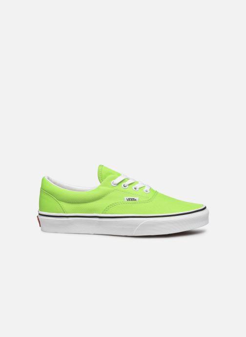 Sneaker Vans UA Era (NEON) grün ansicht von hinten