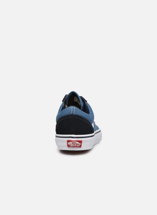 Baskets Vans UA Old Skool (CLASSIC) M Bleu vue droite