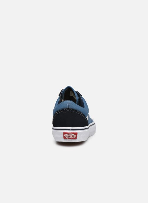 Sneakers Vans UA Old Skool (CLASSIC) M Blauw rechts