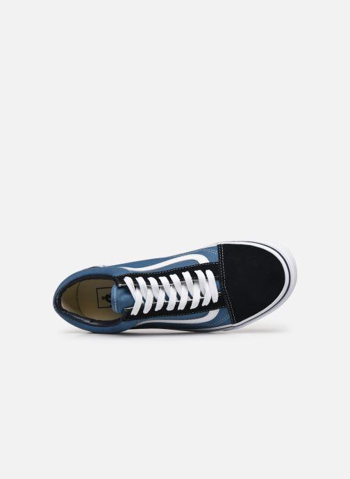Sneakers Vans UA Old Skool (CLASSIC) M Blauw links