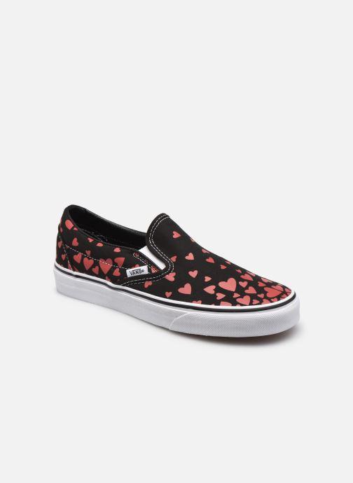 Sneaker Vans UA Classic Slip-On W schwarz detaillierte ansicht/modell