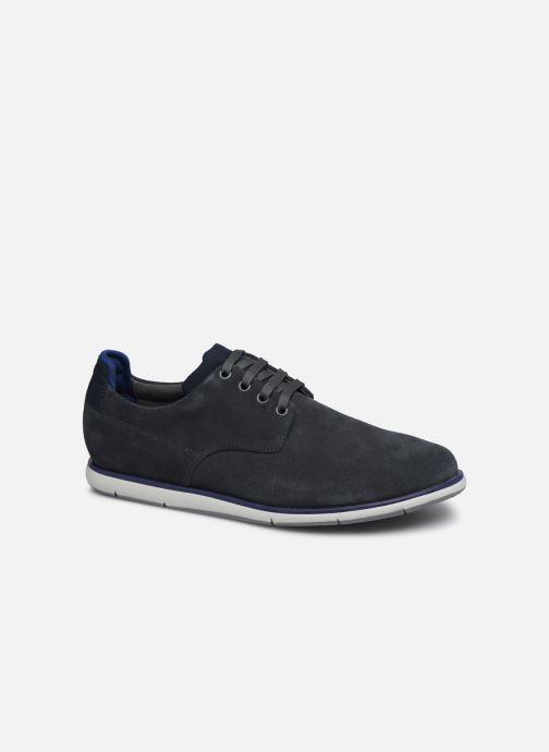 Chaussures à lacets Camper CAMELEON SMITH Bleu vue détail/paire
