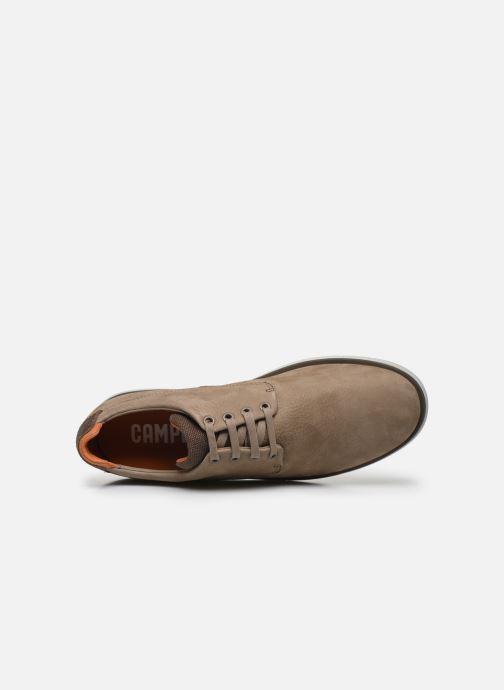 Chaussures à lacets Camper CAMELEON SMITH Marron vue gauche