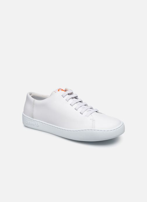 Sneakers Camper PEU TOURING Wit detail