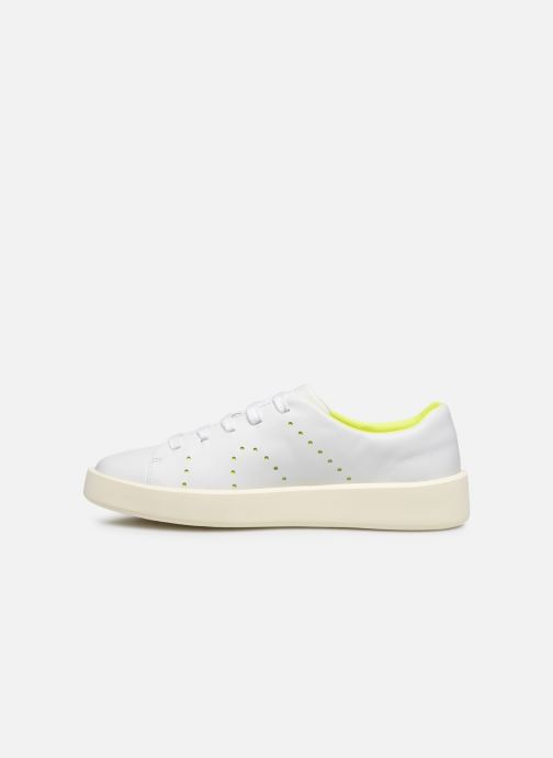 Sneakers Camper TWINS COURB M Bianco immagine frontale