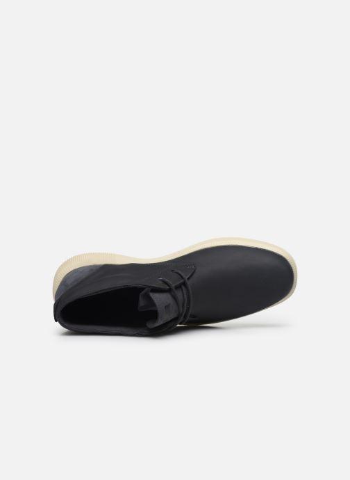 Scarpe con lacci Camper BILL Grigio immagine sinistra