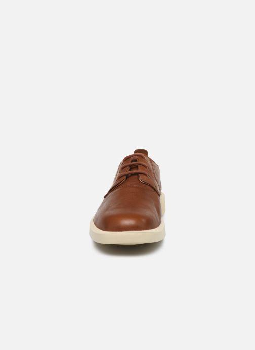 Chaussures à lacets Camper BILL Marron vue portées chaussures