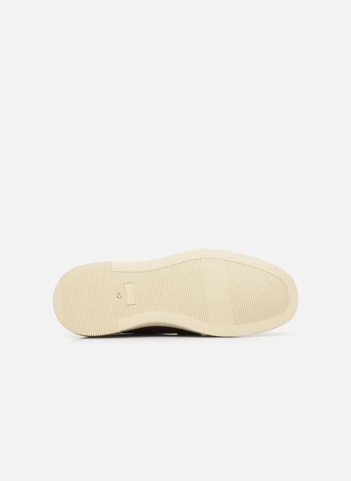 Chaussures à lacets Camper BILL Marron vue haut