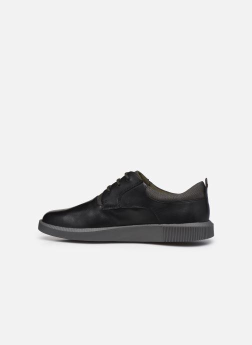 Zapatos con cordones Camper BILL Negro vista de frente