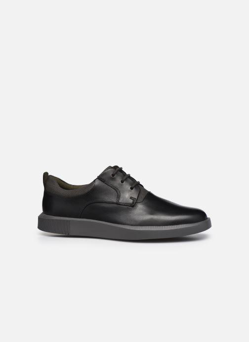 Zapatos con cordones Camper BILL Negro vistra trasera
