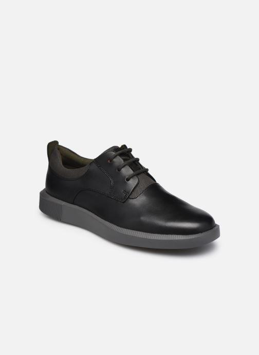 Zapatos con cordones Camper BILL Negro vista de detalle / par