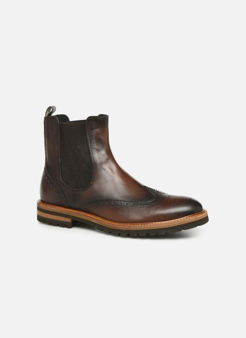 Bottines et boots Florsheim RICHARDS HAUTE DARK BROWN Marron vue détail/paire