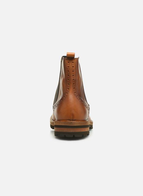 Bottines et boots Florsheim RICHARDS HAUTE TAN CALF Marron vue droite