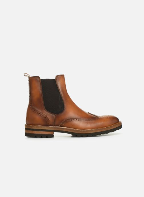 Ankle boots Florsheim RICHARDS HAUTE TAN CALF Brown back view