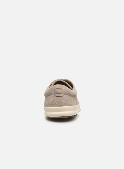 Sneakers Camper CHASSIS Beige immagine destra