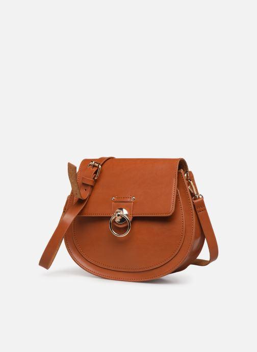 Handbags I Love Shoes LILOOP Brown model view