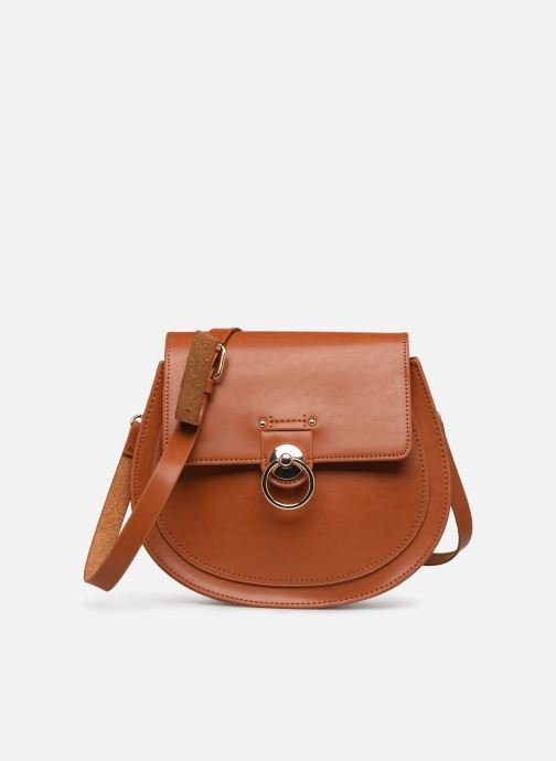 Handbags I Love Shoes LILOOP Brown detailed view/ Pair view
