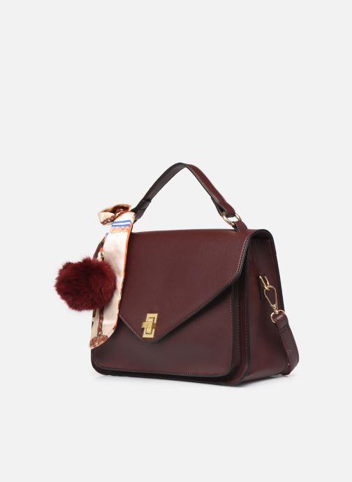Handbags I Love Shoes LIFANDA Burgundy model view
