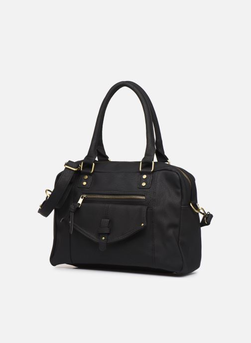 Handbags I Love Shoes LIMO Maxi Black model view